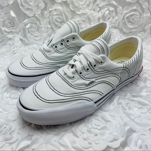 Vans Shoes - New Vans Era 3ra Vision Voyage White